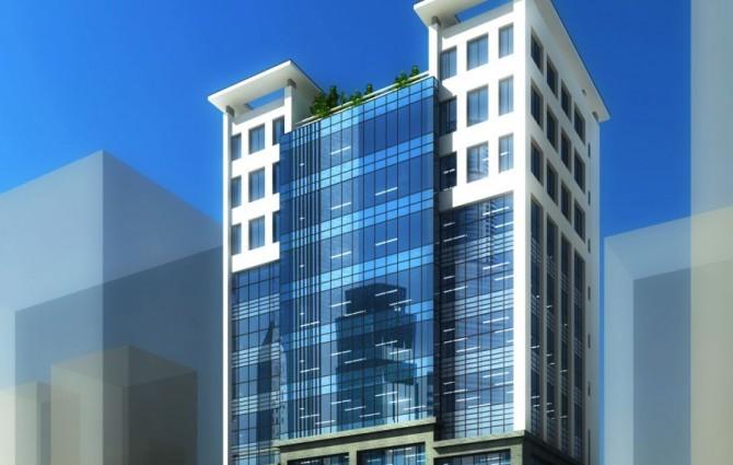 NODE 3 OFFICE BUILDING
